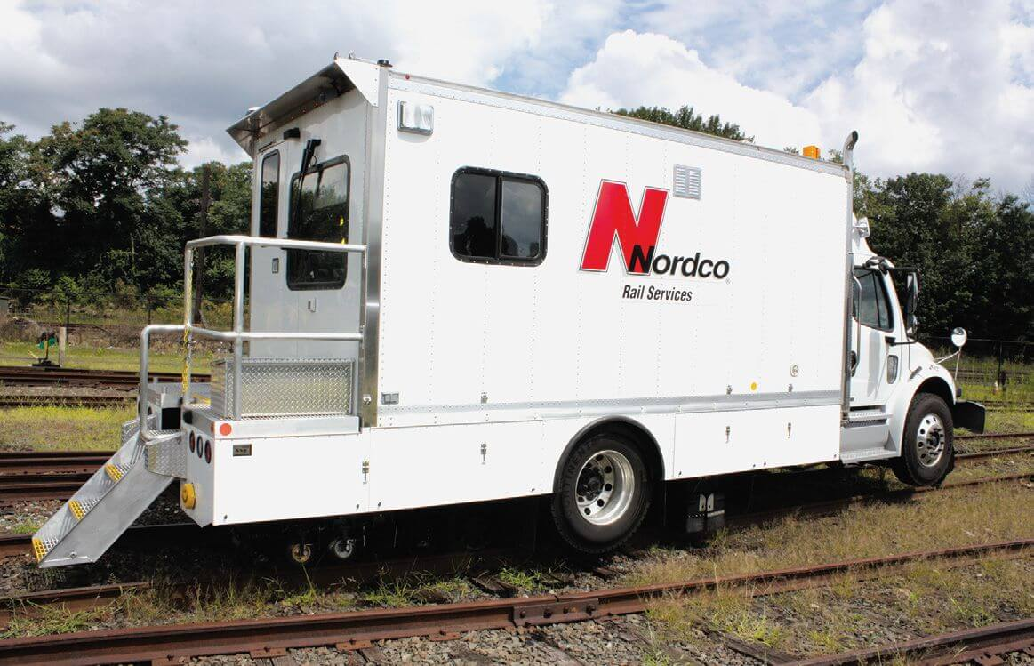 NRS-260 Rail Flaw Detection Vehicle